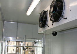 full service coolrooms